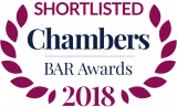 Shortlisted: Chambers Bar Awards 2019