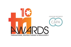 Hardwicke shortlisted as Insolvency & Restructuring Chambers of the Year at TRI Awards 2018