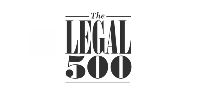 Hardwicke shortlisted for two Legal 500 Awards